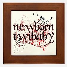 TwilightNewborn.com Framed Tile