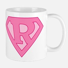 Super Pink R Logo Mug