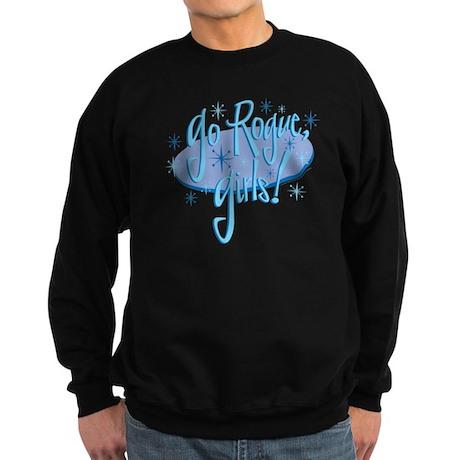 Go Rogue Girls Sweatshirt (dark)