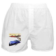 Porsche A series to the 911 Boxer Shorts