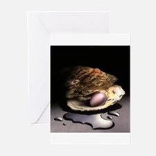 Oyster Greeting Cards (Pk of 10)