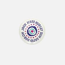 Lost Oceanic Six Mini Button