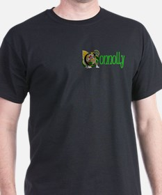 Connolly Green 2 Celtic Dragon T-Shirt
