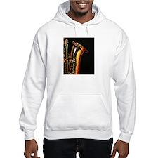 Sax Hoodie Sweatshirt