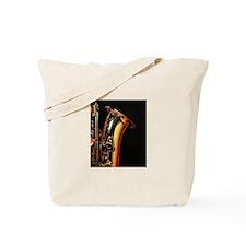 Sax Tote Bag
