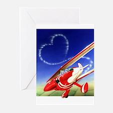 Plane Greeting Cards (Pk of 10)