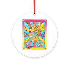 Mercury Ornament (Round)
