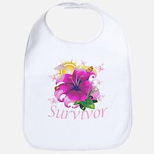Survivor Flower Bib