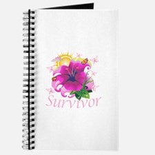 Survivor Flower Journal