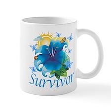 Survivor Flower Mug