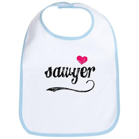 Sawyer Love Bib