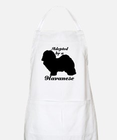 ADOPTED by Havanese BBQ Apron