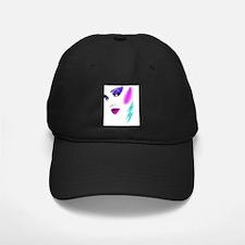 Face & Earring Baseball Hat