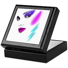 Face & Earring Keepsake Box