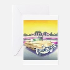 Diner Greeting Cards (Pk of 10)