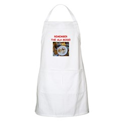 pie lover joke Apron
