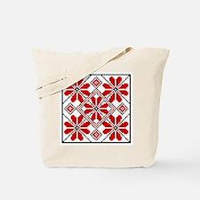 Folk Design 6 Tote Bag