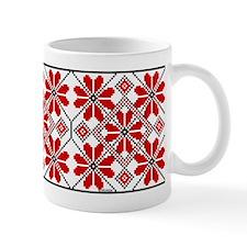 Folk Design 6 Small Mug
