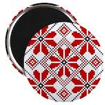 """Folk Design 6 2.25"""" Magnet (10 pack)"""