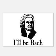 I'll Be Bach Postcards (Package of 8)
