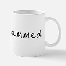 unprogrammed mug