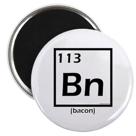 Elemental bacon Magnet