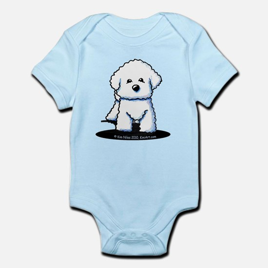 Bichon Frise II Infant Bodysuit