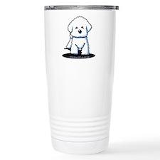 Bichon Frise II Travel Mug