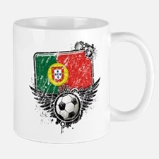 Soccer Fan Portugal Mug