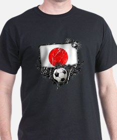 Soccer Fan Japan T-Shirt