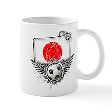 Soccer Fan Japan Mug