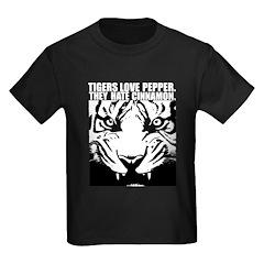 Tigers Love Pepper T