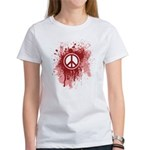 Bloody Peace Women's T-Shirt