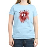 Bloody Peace Women's Light T-Shirt
