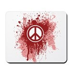 Bloody Peace Mousepad