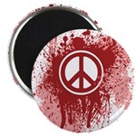 Bloody Peace Magnet