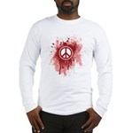 Bloody Peace Long Sleeve T-Shirt
