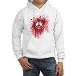 Bloody Peace Hooded Sweatshirt