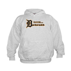 I Vacation In Detroit Hoodie