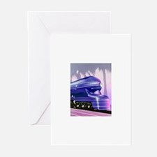 Pacific Loco Greeting Cards (Pk of 10)