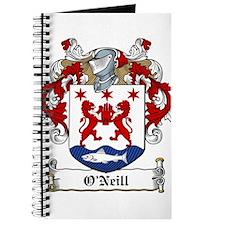 O'Neill Family Crest Journal