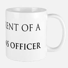 Proud Parent: Cop Mug