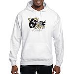 O'Neilan Family Crest Hooded Sweatshirt