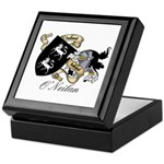 O'Neilan Family Crest Keepsake Box