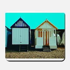 Beach Hut 2 Mousepad