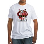 O'Murphy Coat of Arms Fitted T-Shirt