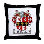 O'Murphy Coat of Arms Throw Pillow