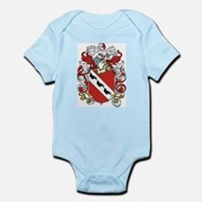 Quinton Coat of Arms Infant Creeper