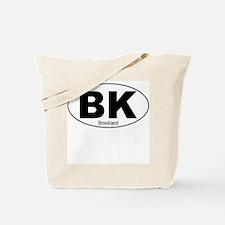 BK = Brookland Tote Bag