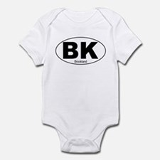 BK = Brookland Infant Creeper